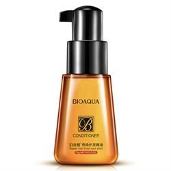 Флюид для гладкости и блеска волос БиоАква, 70 мл. - фото 5495