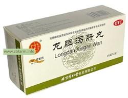 Лундань Сегань Вань, Longdan Xiegan Wan, 龙胆泻肝丸 - фото 6036