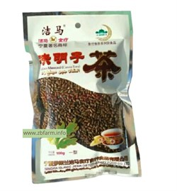 Чай из семян Кассии Тора, 100 гр. - фото 6097