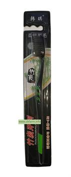 Зубная щетка с бамбуком и турмалином - фото 6356