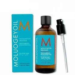 MOLUOGEYOIL восстанавливающее масло для всех типов волос, 100 мл.
