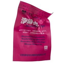 Тампоны Бъютифул лайф в розовой, вакуумной упаковке, 6 шт.