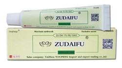 Травяной крем Zudaifu от псориаза, дерматитов, экземы, 15 гр.