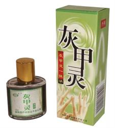 Препарат для лечения грибка ногтей Хуэйцзялин(Hui Jia Ling) 灰甲灵