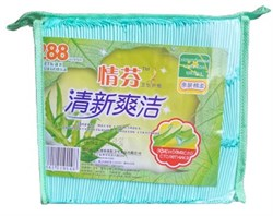 Гигиенические прокладки на каждый день, в сумке