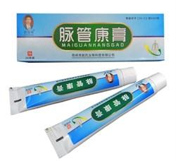 Мазь MaiGuanKangGao от варикоза и васкулита, 20 гр.