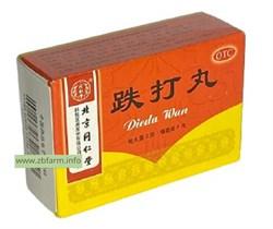 Де Да Вань, Die Da Wan, 跌打丸