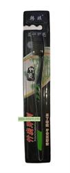 Зубная щетка с бамбуком и турмалином